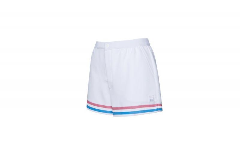 FILA修身條紋短褲_建議售價NT1,880
