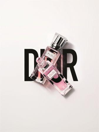Miss Dior花漾迪奧親吻香水情境圖