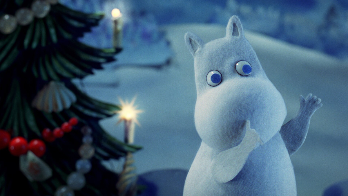 來自北國最療癒的小精靈,《嚕嚕米大電影:冬日樂園》情人節溫暖獻映~