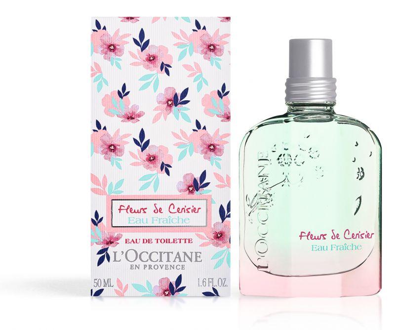 L'OCCITANE綠意櫻花淡香水50ml,NT1,780(限量)