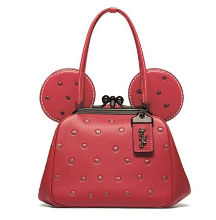 Minnie Mouse Kisslock Bag _BPF8QTWD 21,800