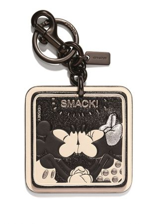 Minnie Mouse Smack Patch Bag Charm TWD 4,900