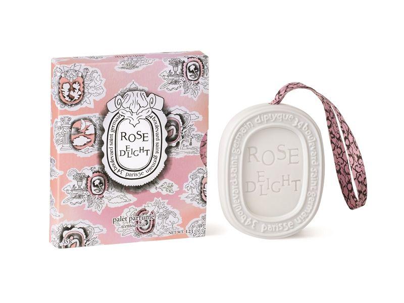 diptyque Rose Delight玫瑰軟糖室內香氛蠟,NT1,980