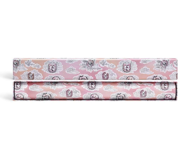 diptyque Rose Delight玫瑰軟糖香氛紙,NT2,500(diptyque精品店獨賣)