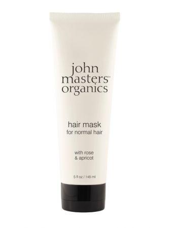 John Masters Organics玫瑰杏桃修護髮膜148ml,NT1,500