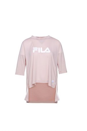 FILA文青風日式上衣 建議售價NT1,980