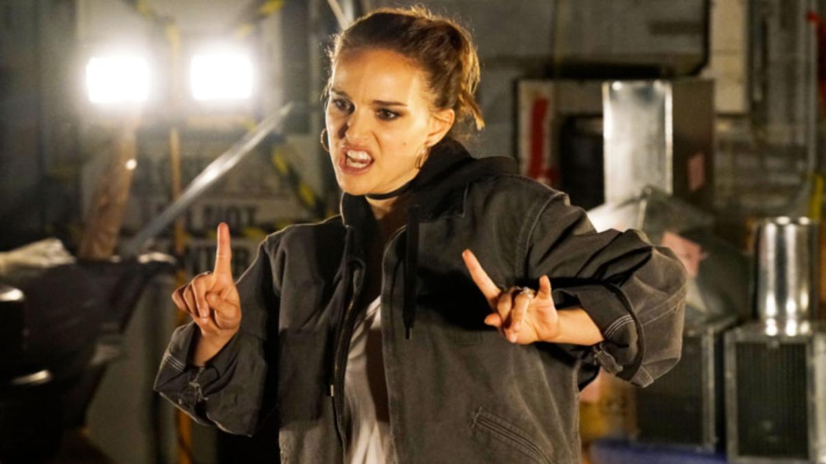 別惹娜塔莉波曼!睽違12年再上《周末夜現場》使壞,原來她才是最兇的女Rapper阿~
