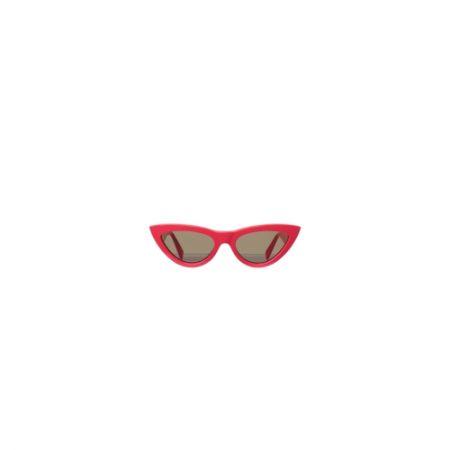 貓眼紅框墨鏡,Céline,NT12,100。