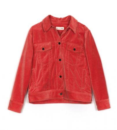 絲絨翻領夾克,Rag&Bone,NT16,000。