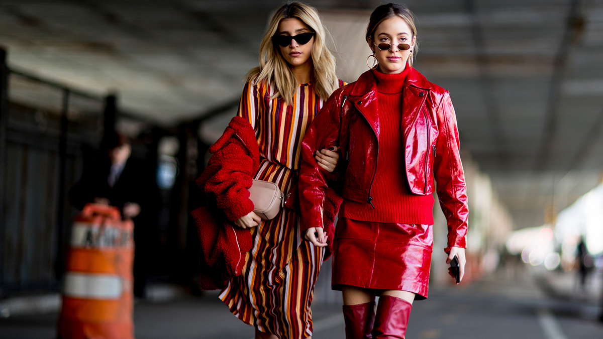 【Fashion Lesson】不管你過的是火熱情人節還是溫馨小年夜,紅色立刻替你展現內在澎湃的情感!