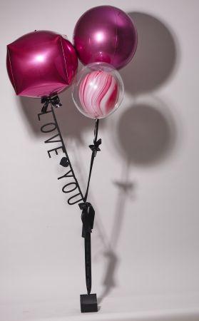 誠品生活信義店|O! Balloon|O!My lover(一組三顆)|特價2,180元,原價2,940元。