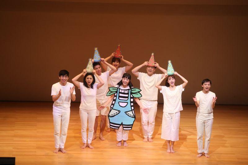 誠品表演廳與A劇團共同製作的《阿卡的兒歌大冒險II環遊世界篇》,以阿卡貝拉演出英、美、法、日等多國經典兒歌。