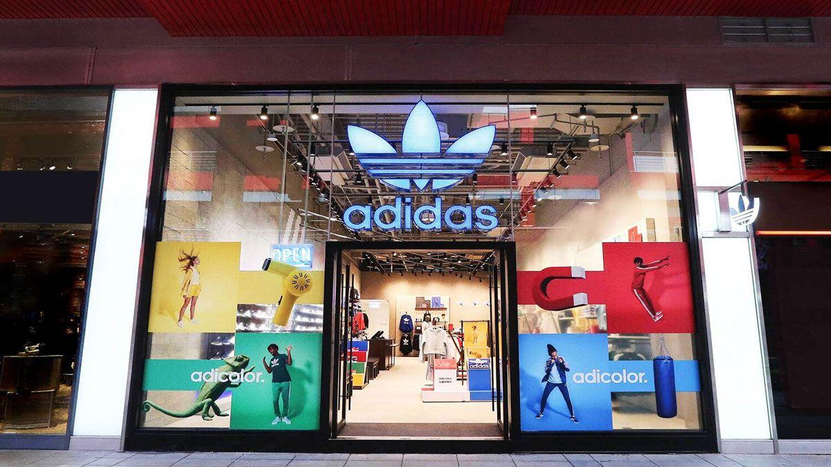 期間限定!adidas Originals經典概念店開幕,超繽紛四大主題拍照區降落信義區