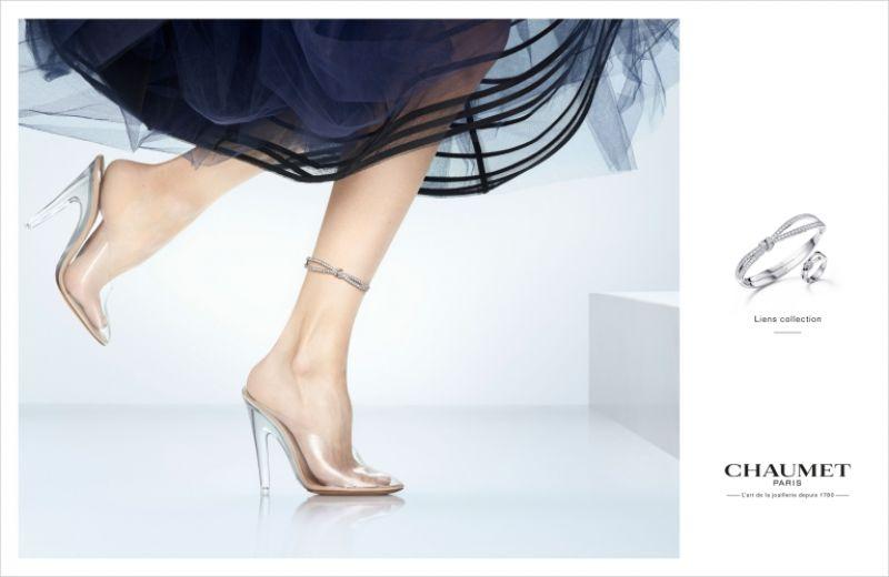 自由奔放的靈魂 liens seduction 出乎意料的飾於腳踝之上