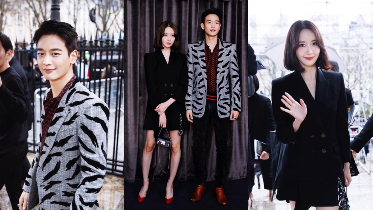 【巴黎時裝週】潤娥、珉豪養眼加持Givenchy秋冬大秀!暗黑風格與簡約線條塑造女性主義新高峰