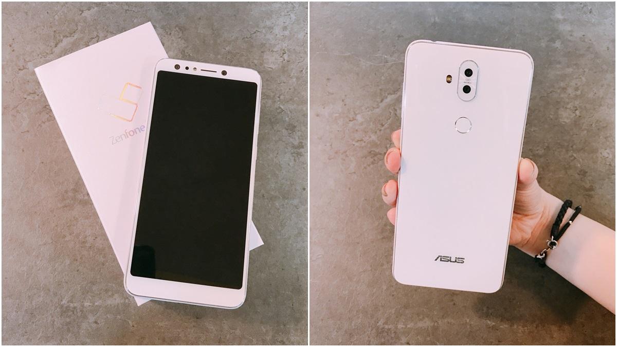 前後機身加起來有4顆鏡頭難怪怎麼拍怎麼美!不但能廣角更被封為自拍神機的華碩ZenFone 5Q搶先在台灣開放預購了