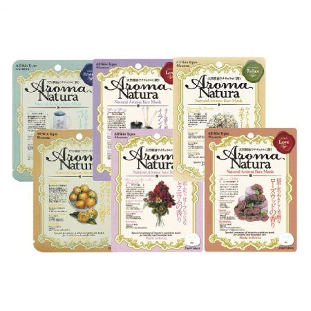Aroma Natura天然精油保濕面膜,NT39