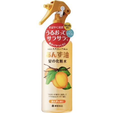 柳屋 杏子油護髮化妝水 170mL