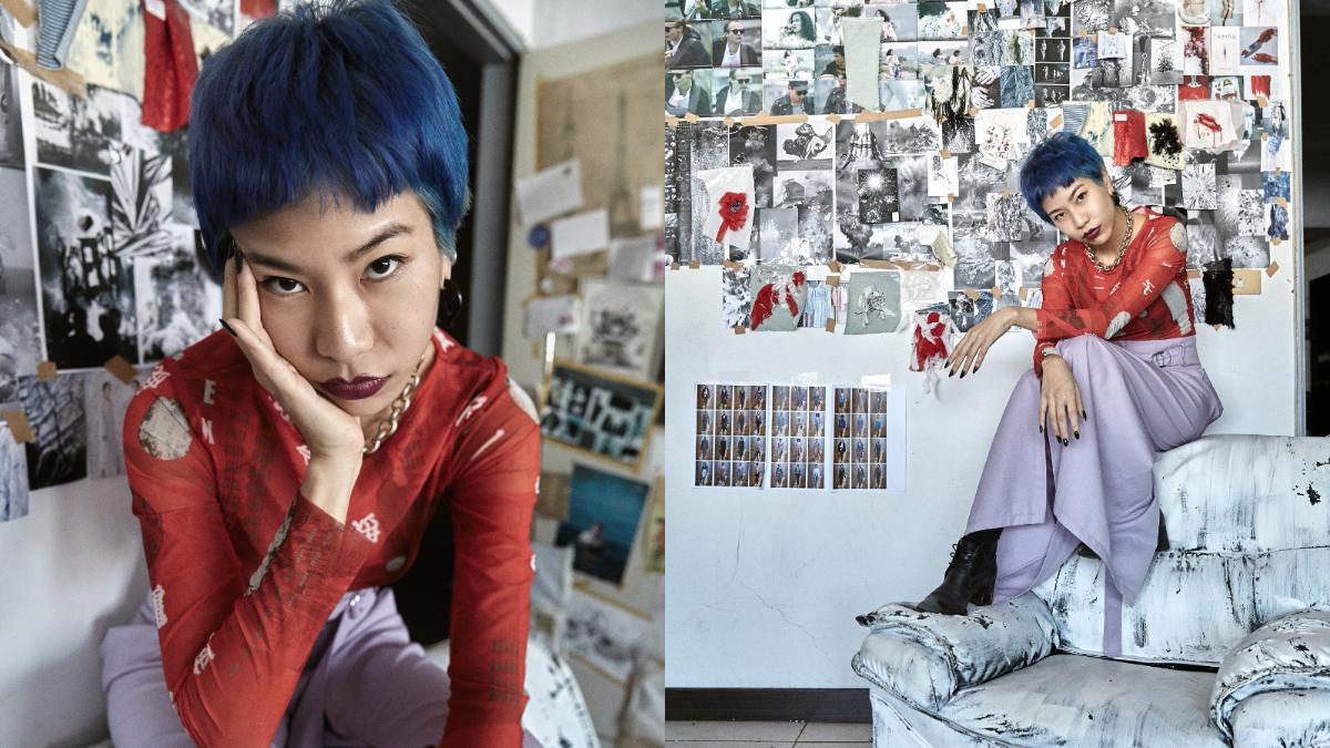 Jenn Lee  時尚關乎於自由和開放的世界觀