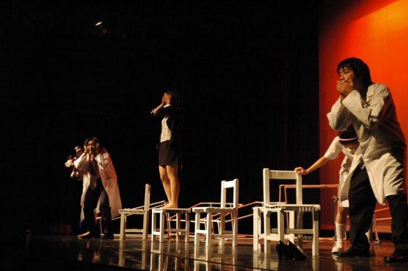 斗六高中於第 11 屆花樣年花青少年戲劇節的演出