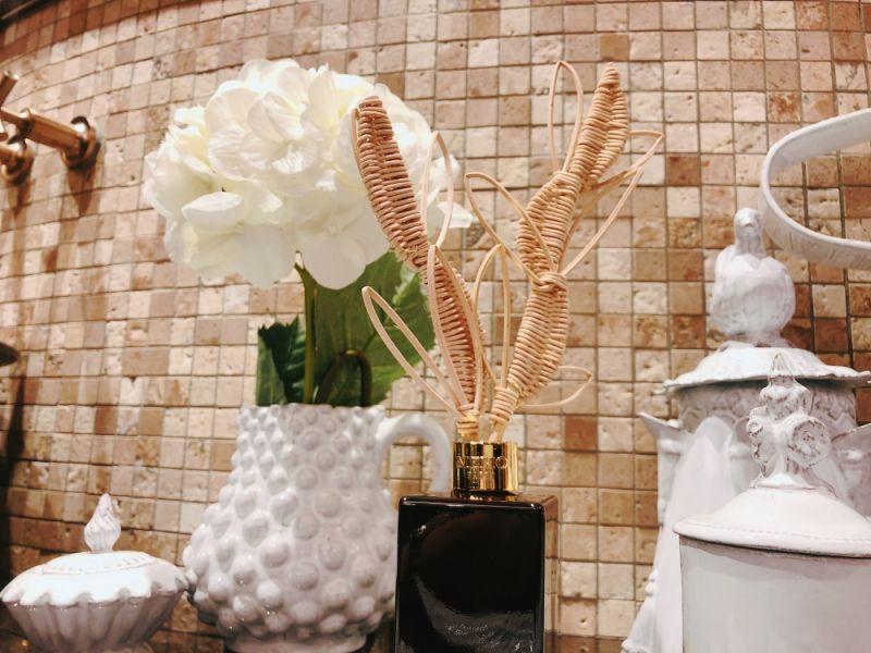 法國香水品牌memo推出居家香氛系列,擴香美得值得收藏。