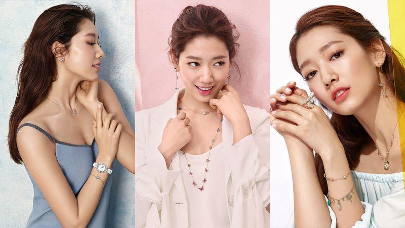 隨著2018流行色的登場,珠寶們也不甘示弱用色彩表達情感,屬於春天的色彩,絕對讓女生選擇症發作。利用飾品的變化,或是多層次搭配、或是長短鏈修飾身型,抑或是最時髦的不對襯耳環穿戴,連韓劇天后朴信惠都深深愛上的Swarovski春季系列飾品,用多變風格的新穎巧思設計,讓妳造型瞬間被點亮成為最耀眼的美人!最近頻頻推出精彩新品的Swarovski,將大自然中美麗動人的元素與色彩擷取在作品中,女性化的粉嫩鮮明色調就如同蝴蝶飛舞般充滿活力朝氣與詩意,更是讓韓劇天后朴信惠愛不釋手,紛紛在IG中分享日常穿搭配戴,像是以翩翩蝴蝶為靈感的Lilia 系列就大受她喜愛。