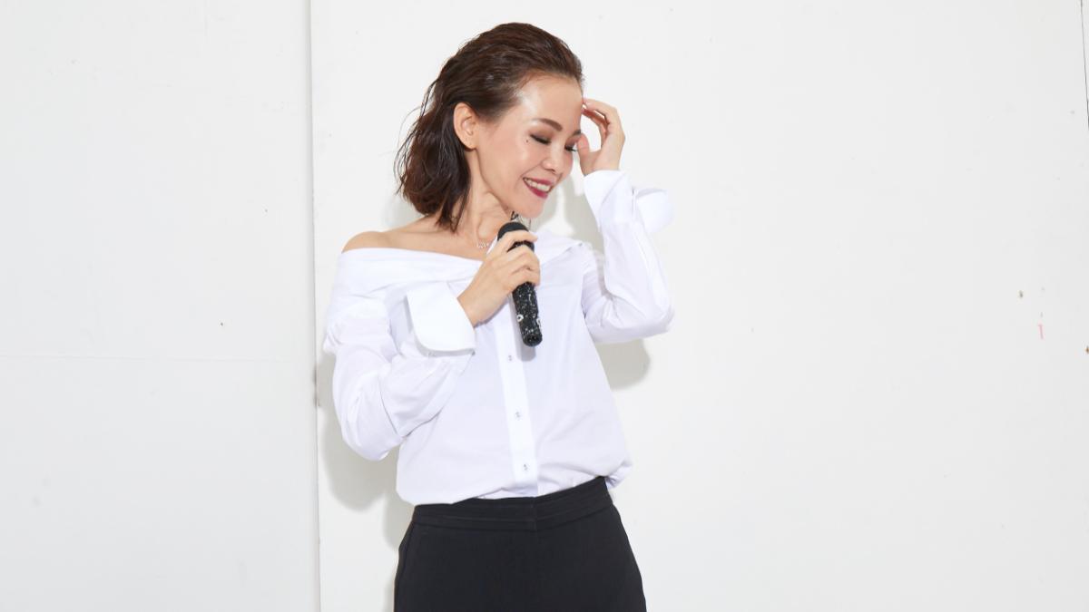 再度入圍金曲獎最佳女歌手!彭佳慧:「不管多少年,只要有人願意聽,我就會繼續唱下去。」