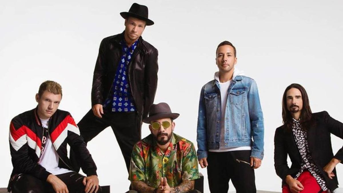 25年還是一樣帥!「新好男孩」Backstreet Boys 全新單曲回歸,這才是男團指標阿~