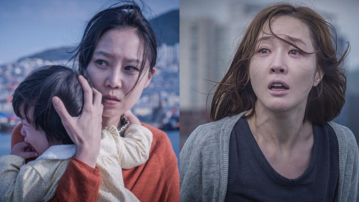 雙后演技大爆發!賣座韓國電影《消失的女人》,嚴智苑崩潰尋女、孔曉振超過一半台詞說中文~
