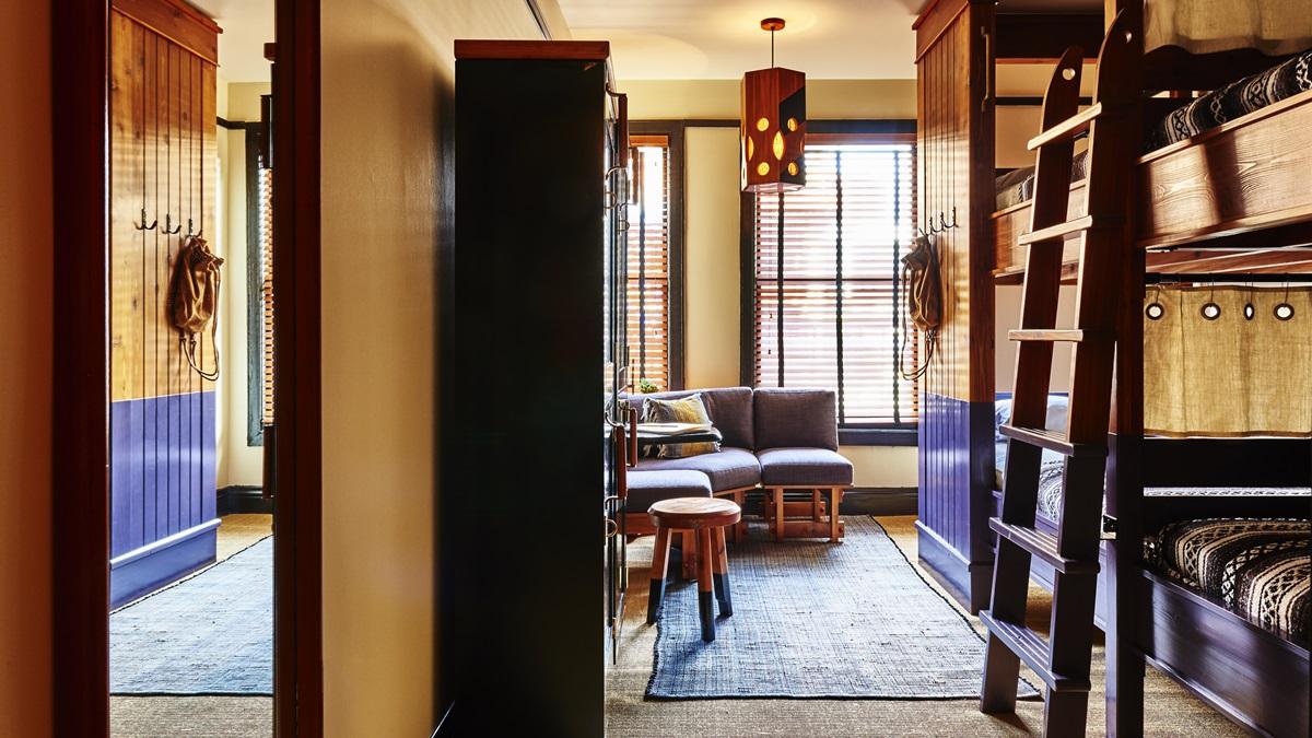 一個人住也負擔的起!到洛杉磯Freehand酒店感受美式復古文青風