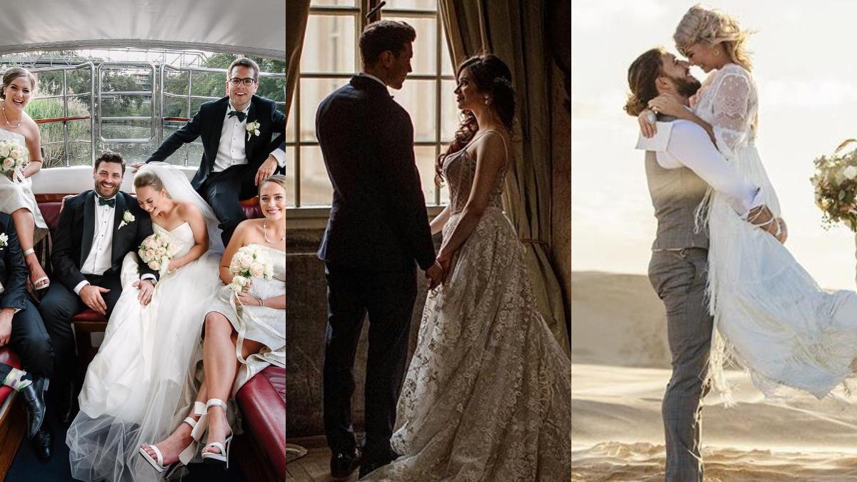 我們要結婚了! 4種婚禮風格提案,水上愛之船好潮,療癒森林、熱情沙漠最時髦~