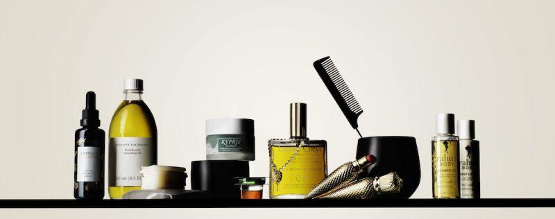 NET-A-PORTER特別與19個品牌攜手合作推出一系列獨家美妝產品