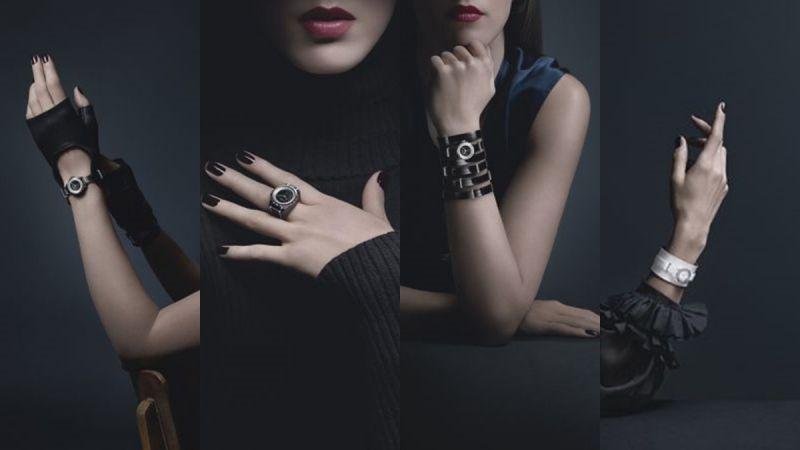 2016年,手錶X首飾極致精巧、極致出眾、極致細膩、極致對比反差、極致搶眼,令人驚喜!J12∙XS化身為戒指、附著於手套、在手鐲之上,打破傳統的手錶設計與穿戴想像,有自成一格的魅力樣貌。錶殼直徑19mm尺寸迷你精巧的J12∙XS,使得設計外觀有無限可能,共有16款以既是手錶也是statement珠寶配飾的概念來打造。結合手套、手鐲、戒指的設計方式。可拆式的配戴法,一錶可多用,相當迷人。