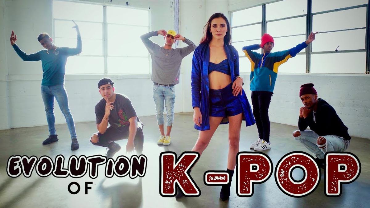 歐爸歐逆魅力強,美國網紅音樂玩家 KHS 演繹 K-POP 十年進化史,大勢流行擋不住!