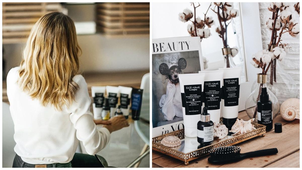 Sisley全新品牌Hair Rituel 教你5招髮肌保養法 養成法國女人的優雅魅力