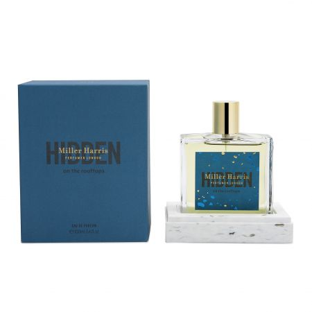Miller Harris Hidden on the Rooftops 天臺秘境淡香精50ml,NT4,500/100ml,NT6,600