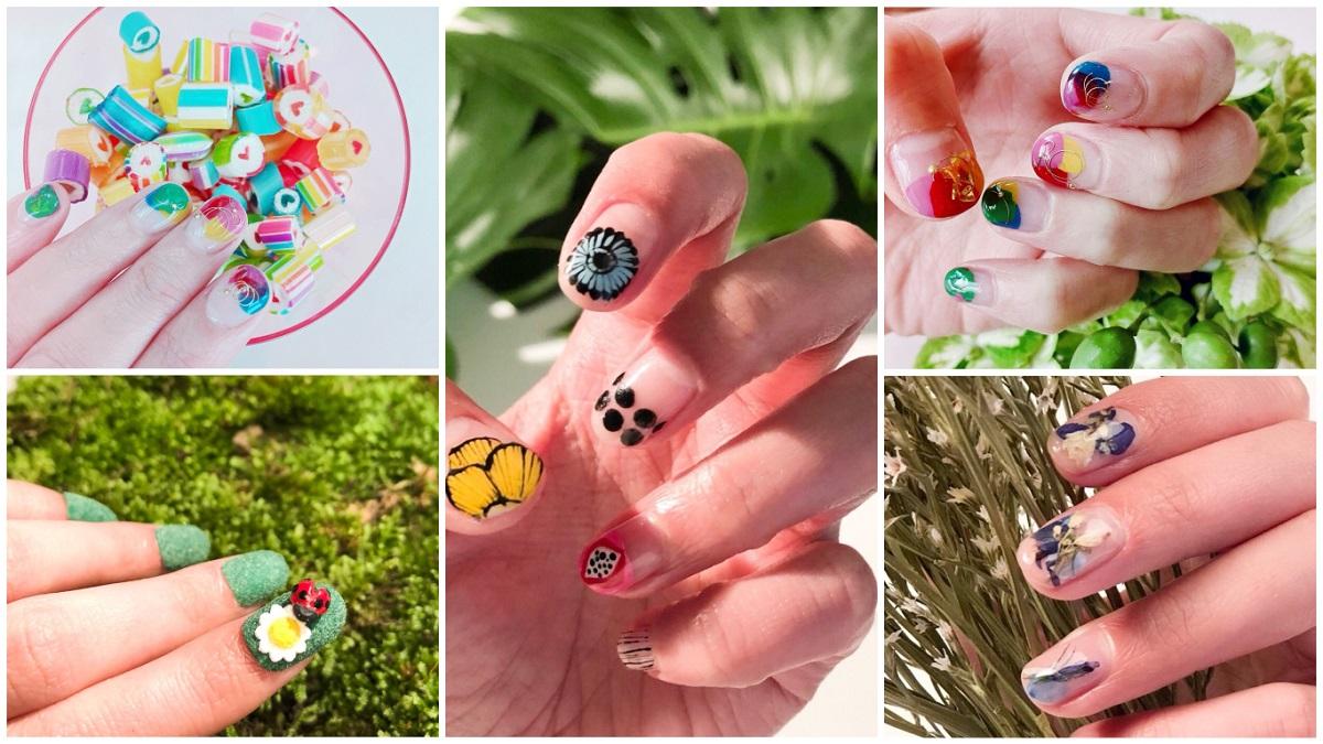 今夏最流行的「指尖盆栽」~乾燥花、森林糖果屋和3D小瓢蟲,打造療癒又可愛的行動花園