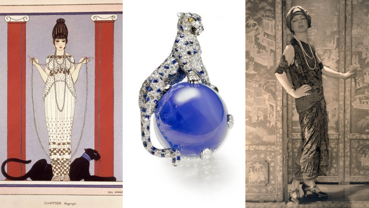 第一件有美洲豹圖騰的作品、「La Panthère美洲豹女郎」、最著名的美洲豹珠寶…深入認識Cartier美洲豹圖騰的風格秘辛!