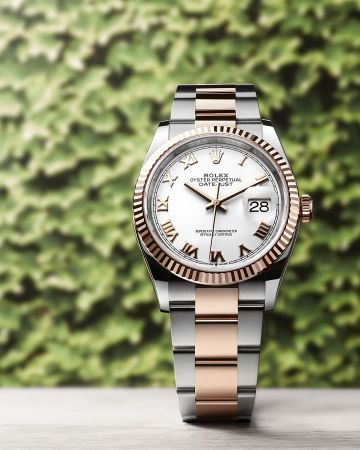 OYSTER PERPETUAL DATE JUST 36 (2018年新款)