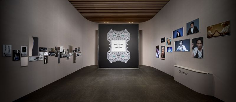 2018卡地亞Panthere de Cartier美洲豹系列珠寶暨腕展