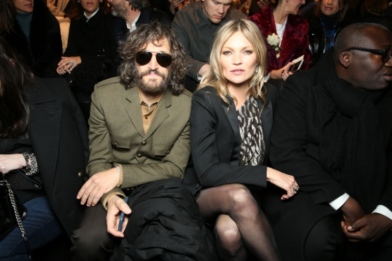 Vincent Gallo & Kate Moss