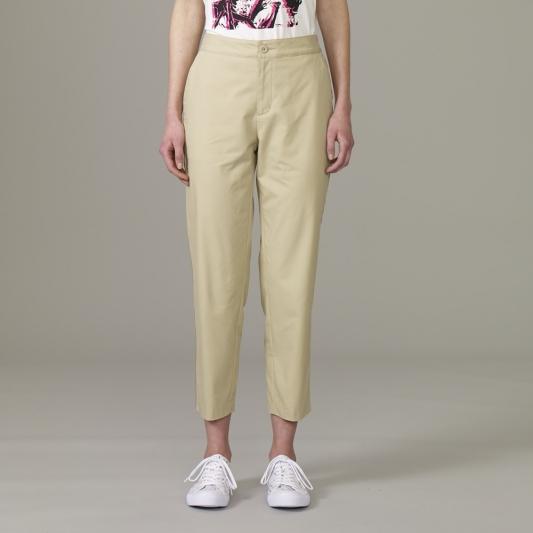 『KIM JONES GU PRODUCTION』_女裝側邊線條設計褲_售價NT990