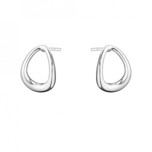 GEORG JENSEN_OFFSPRING,純銀耳環_建議售價NT3,700。