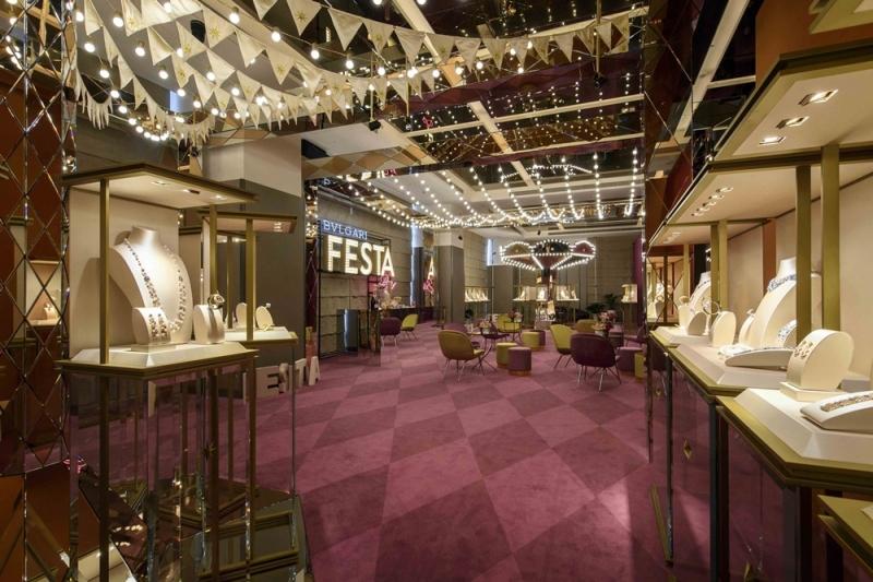 寶格麗FESTA頂級珠寶暨腕錶展