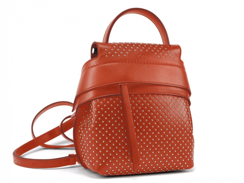 TOD'S Wave Bag後背包-NTD74,600