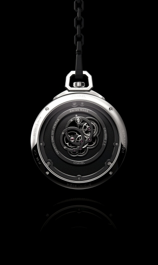 Monsieur Pocket Watch