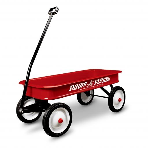 誠品生活信義店|森林童話基地改裝開幕|04.04-05.15|會員於指定親子專櫃消費滿2,000元,可抽美國Radio Flye飛行者復刻經典拖車。