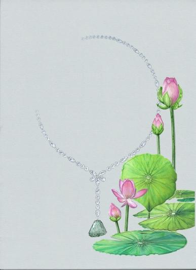 Awakening Lotus 高級珠寶