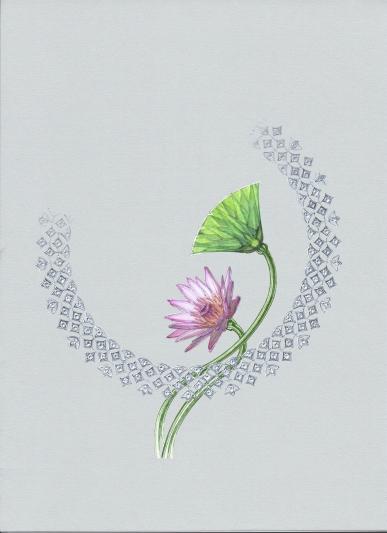 Radiating Lotus 高級珠寶 (范冰冰配戴款)