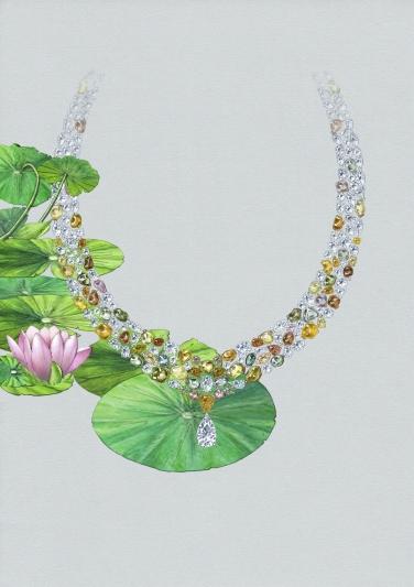 Soothing Lotus 高級珠寶